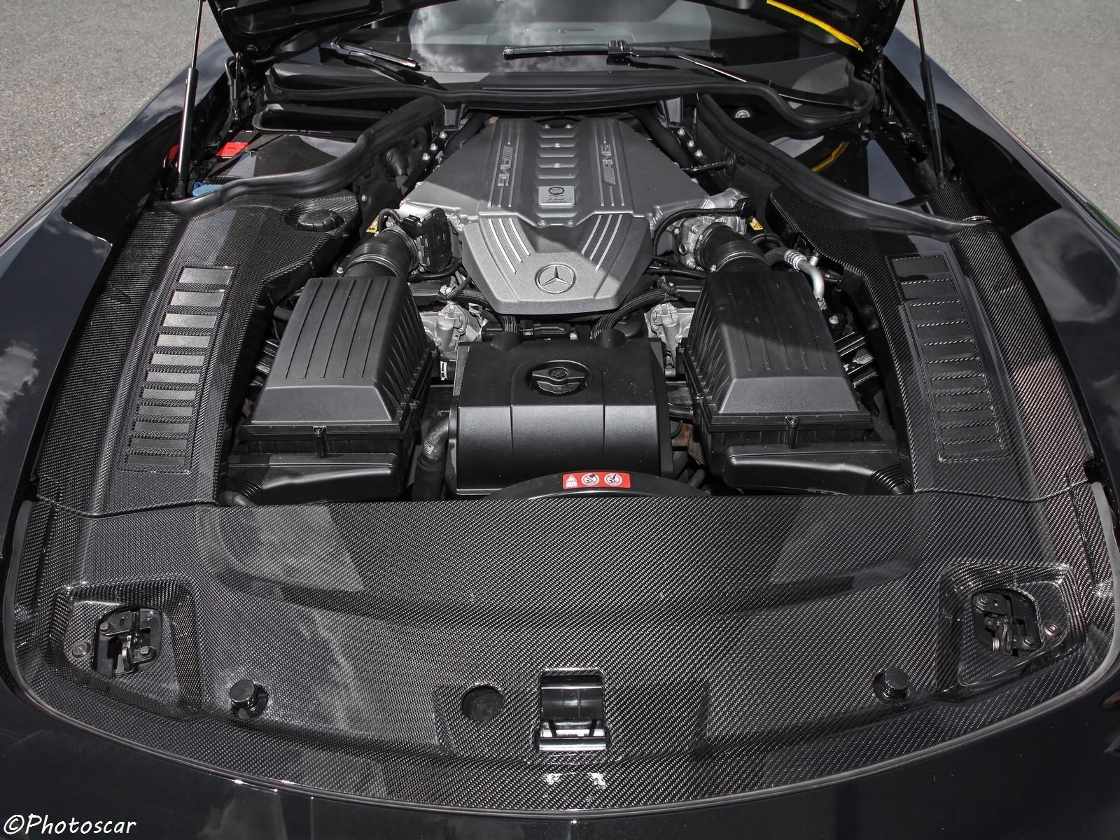 INDEN Design Mercedes SLS 63 AMG Black Series C197 2017