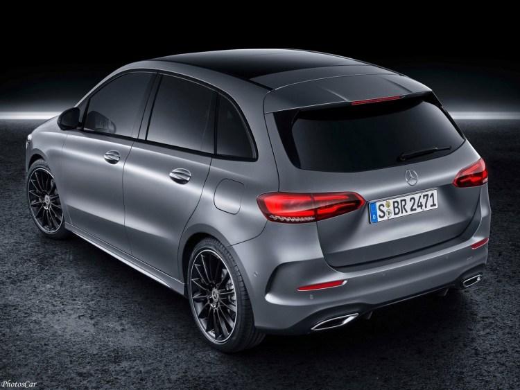 Mercedes-Benz Classe B 2019