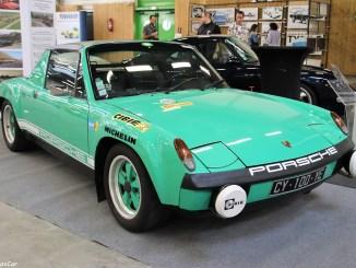 Porsche 914 - Salon le Bourget - Automédon 2018