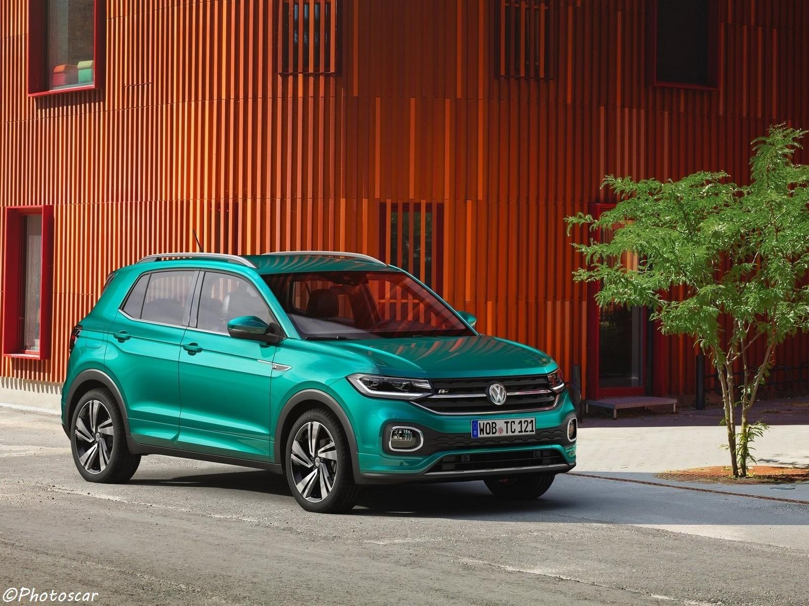 Volkswagen T-Cross 2019 - Le plus petit SUV de la gamme VW ...