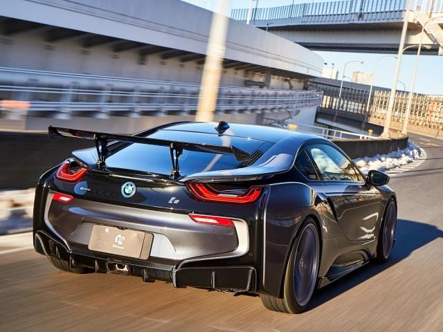 3D-Design BMW i8 2018
