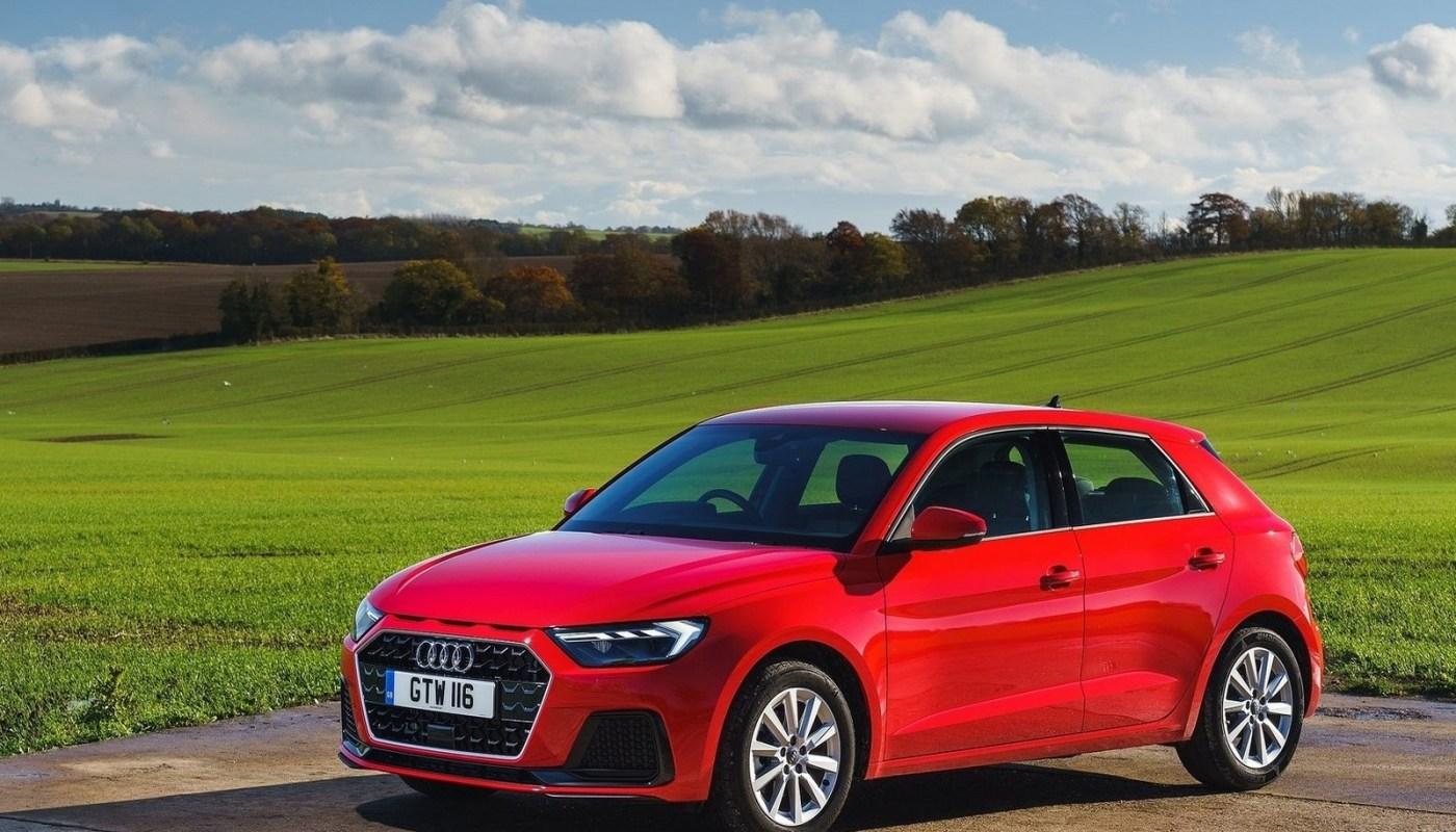 Audi A1 Sportback UK 2019
