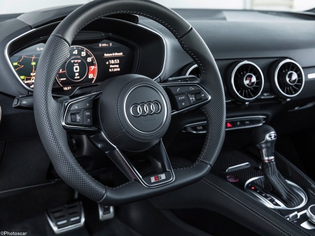 Audi TTS Coupe 2019
