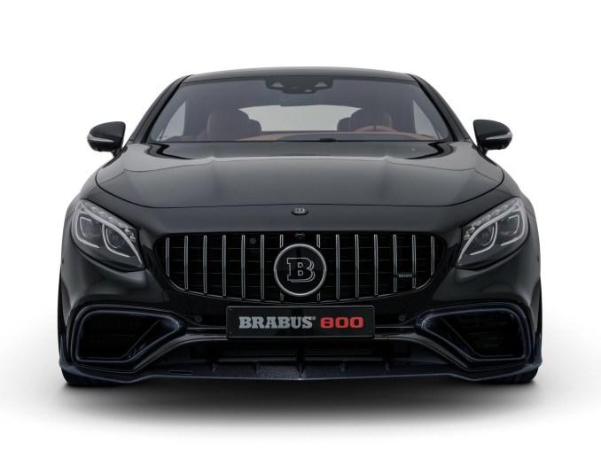 Brabus 800 Biturbo Coupe C217 2018