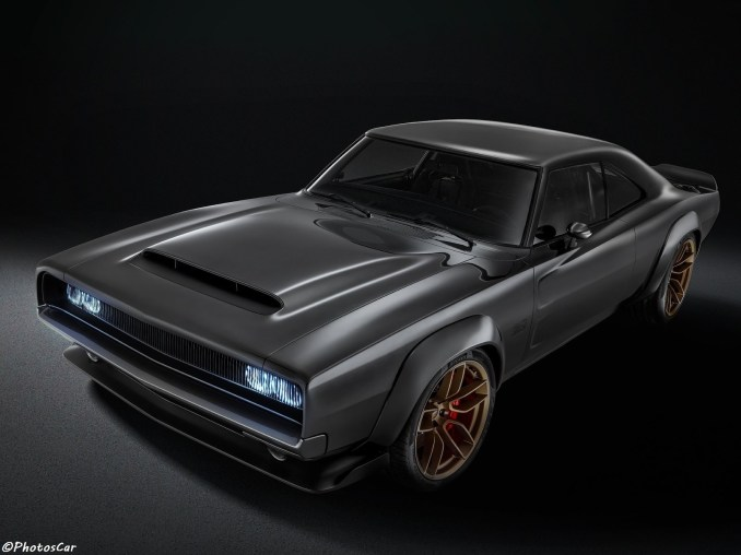 Dodge Super Charger 1968 Concept 2018