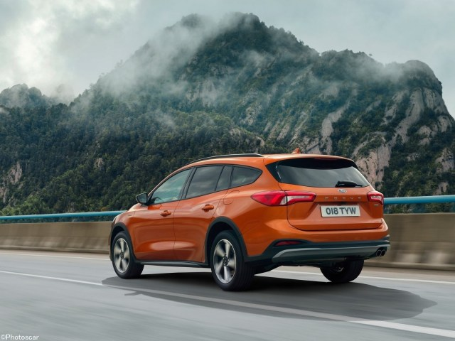 Ford Focus Active Wagon 2019