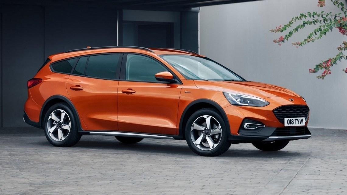 Ford Focus Active Wagon 2019 – Révélée pour le marché européen