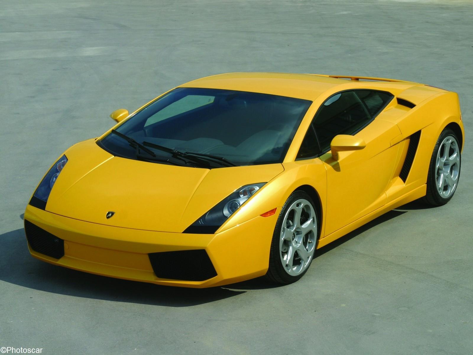 Lamborghini Gallardo 2003