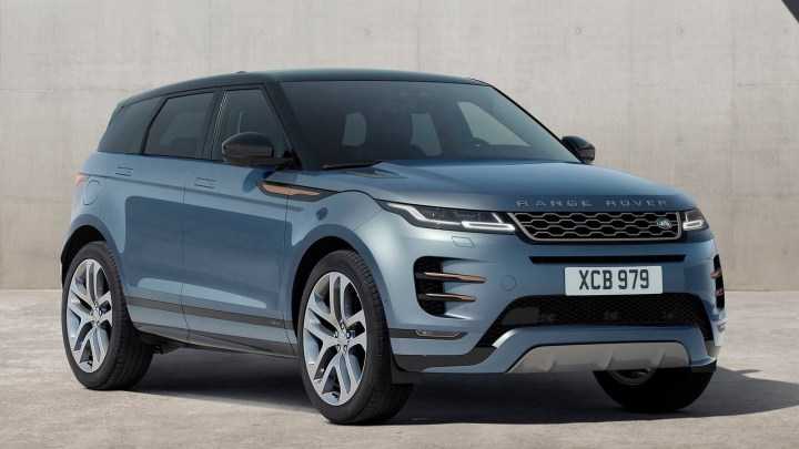Land Rover Range Rover Evoque 2020 – Technologie hybride légère