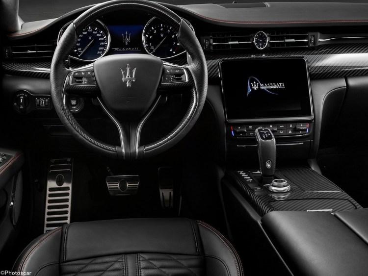 Maserati Quattroporte 2019