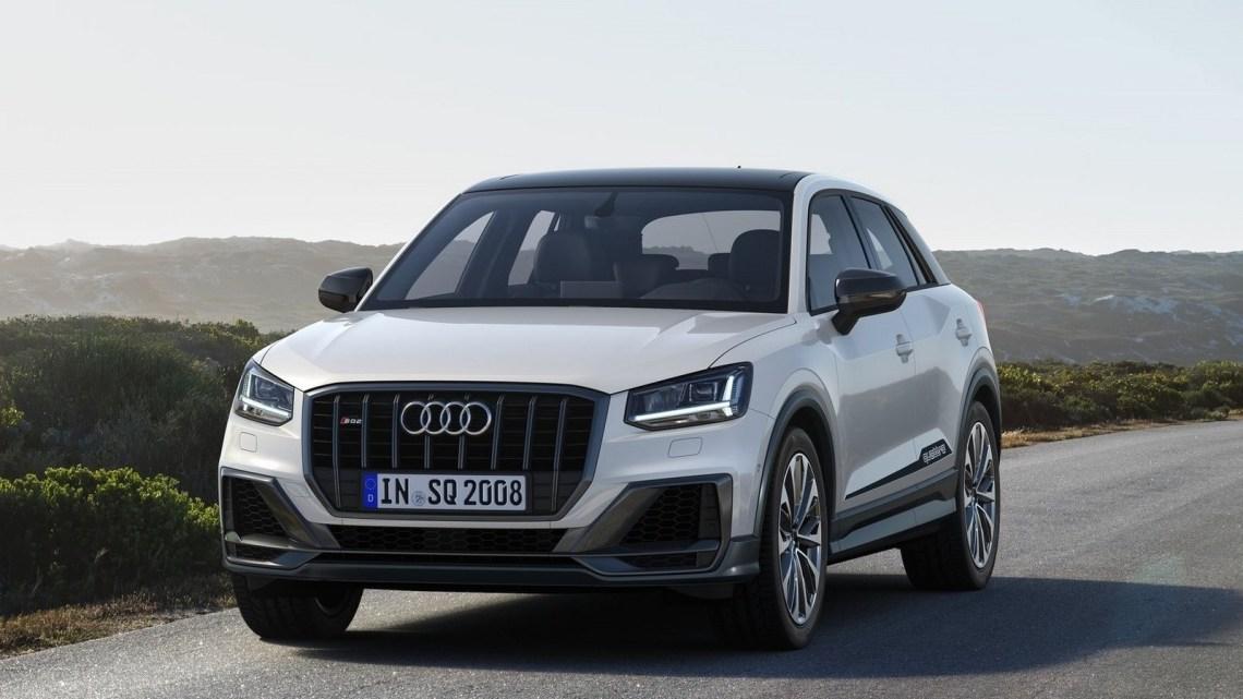 Audi SQ2 2019 – Un SUV haute performance de 300 chevaux