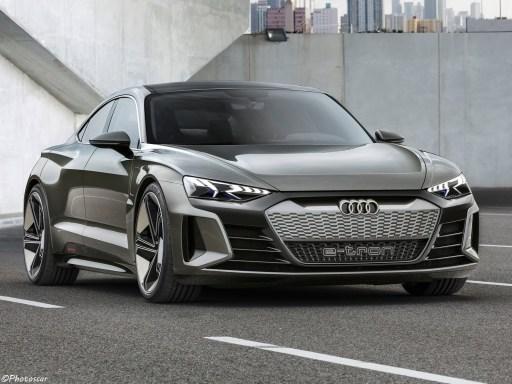 Audi e-tron_GT Concept 2018