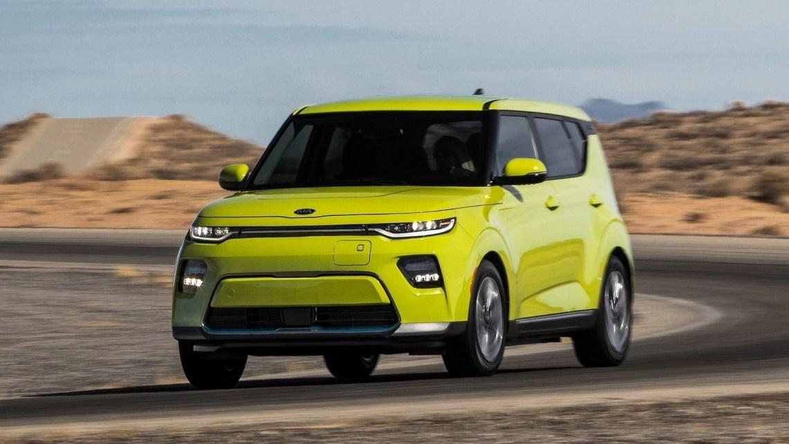La Kia Soul EV 2020 utilisera un moteur électrique de 201 chevaux