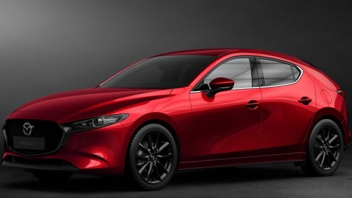 Mazda3 2019 – Elle inaugurera la motorisation essence Skyactiv-X. Tarif