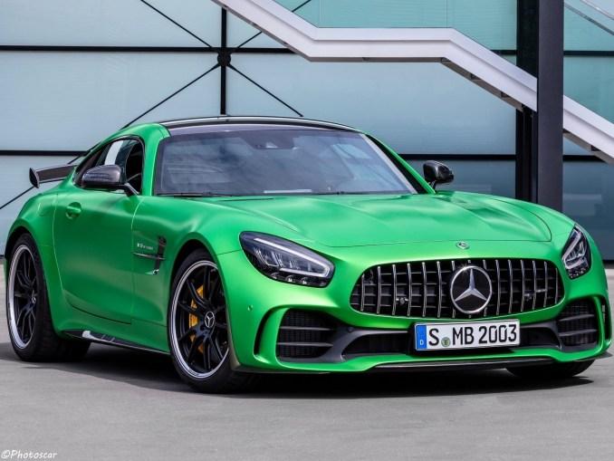 Mercedes AMG GT R 2020