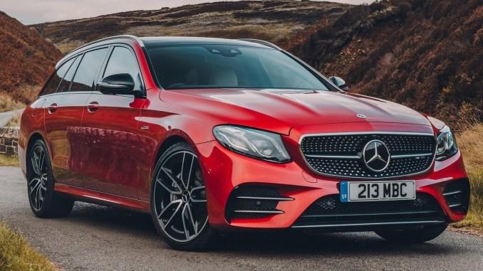 Mercedes Benz E53 AMG Estate 2019