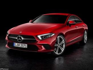 Mercedes CLS 450 2018