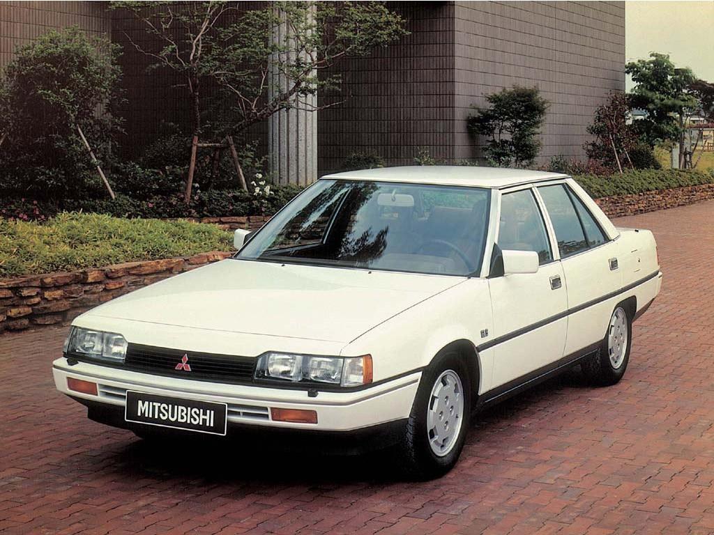 Mitsubishi Galant 1983