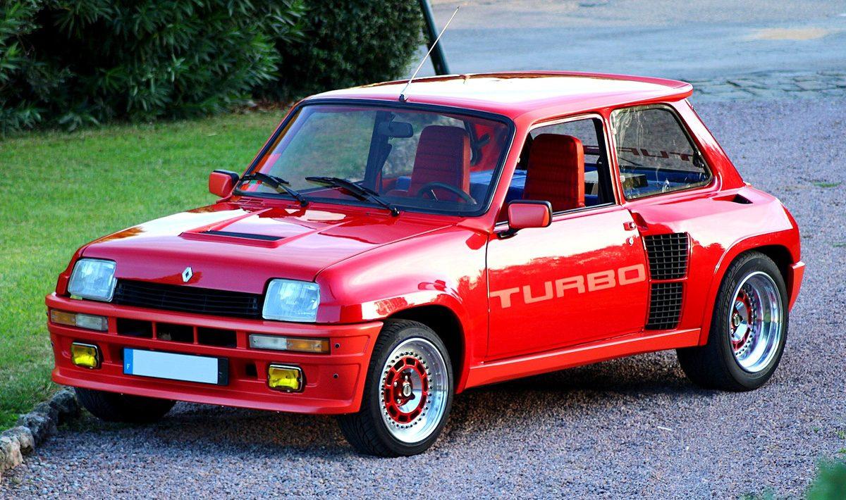 Renault R5 Turbo 1 1981