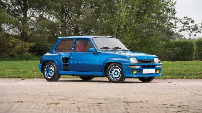 Renault R5 Turbo 1980