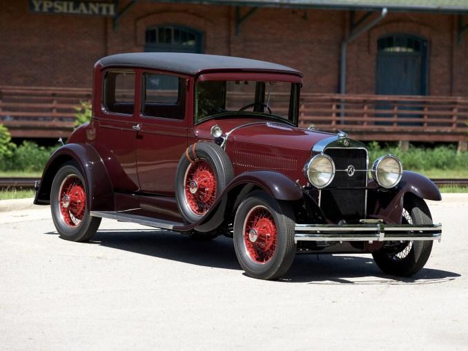 Studebaker President Coupe 1928