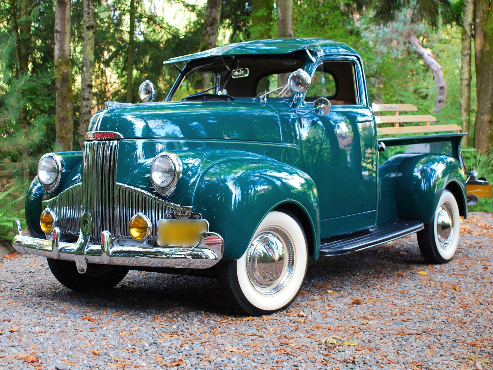 Studebaker Pickup 1947