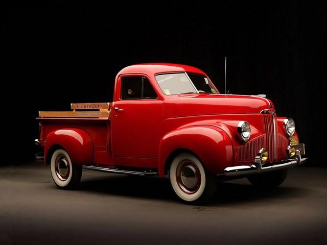 Studebaker Pickup M5 1948