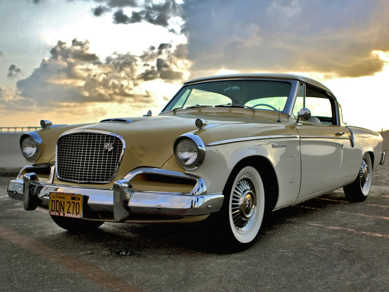 Studebaker Sky Hawk Coupe 1956