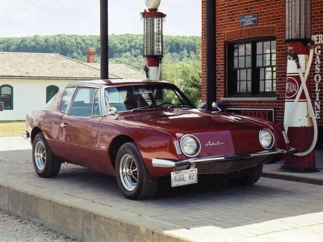 Studebaker Avanti 1962-1963