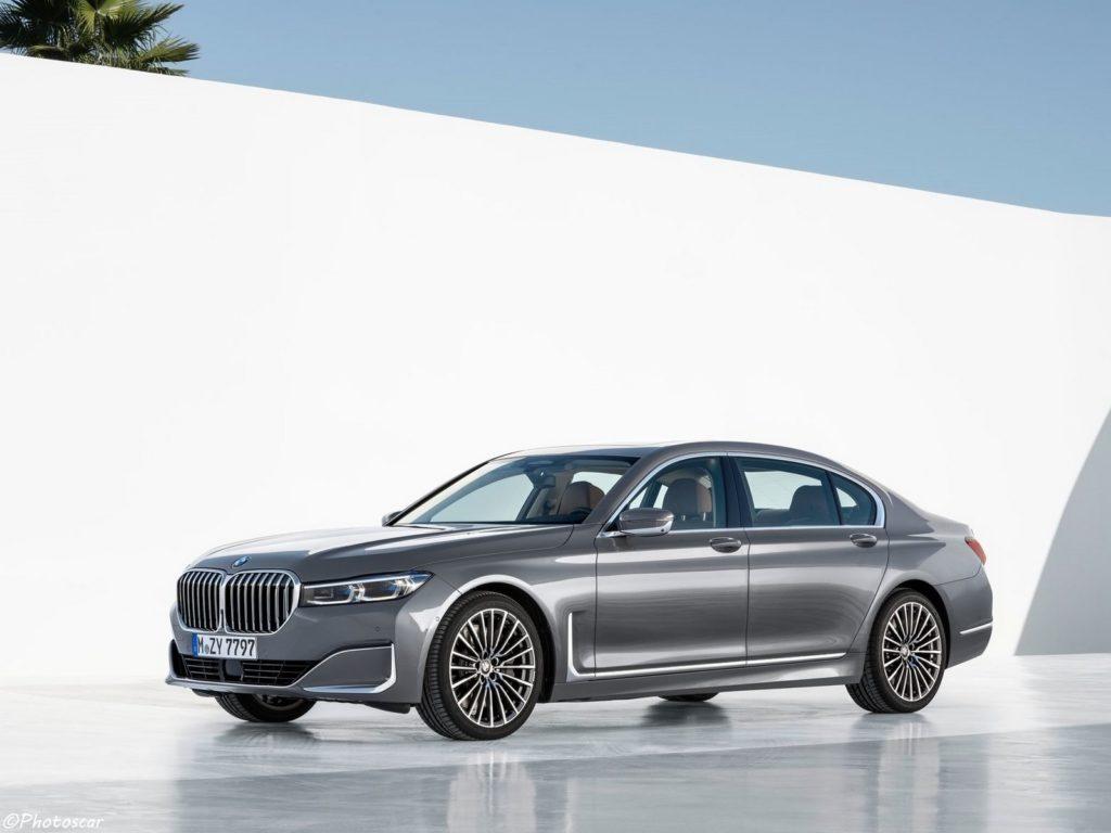 BMW Serie 7 2020