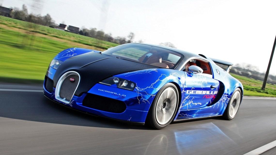 Bugatti Veyron Sang Noir by Cam Shaft 2012 – Seulement 15 exemplaires
