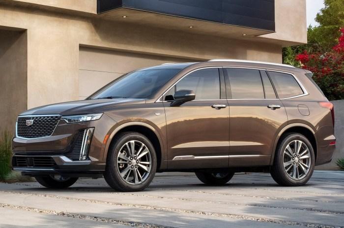 Cadillac XT6 2020 – Armé d'une batterie de nouvelles technologies, Prix