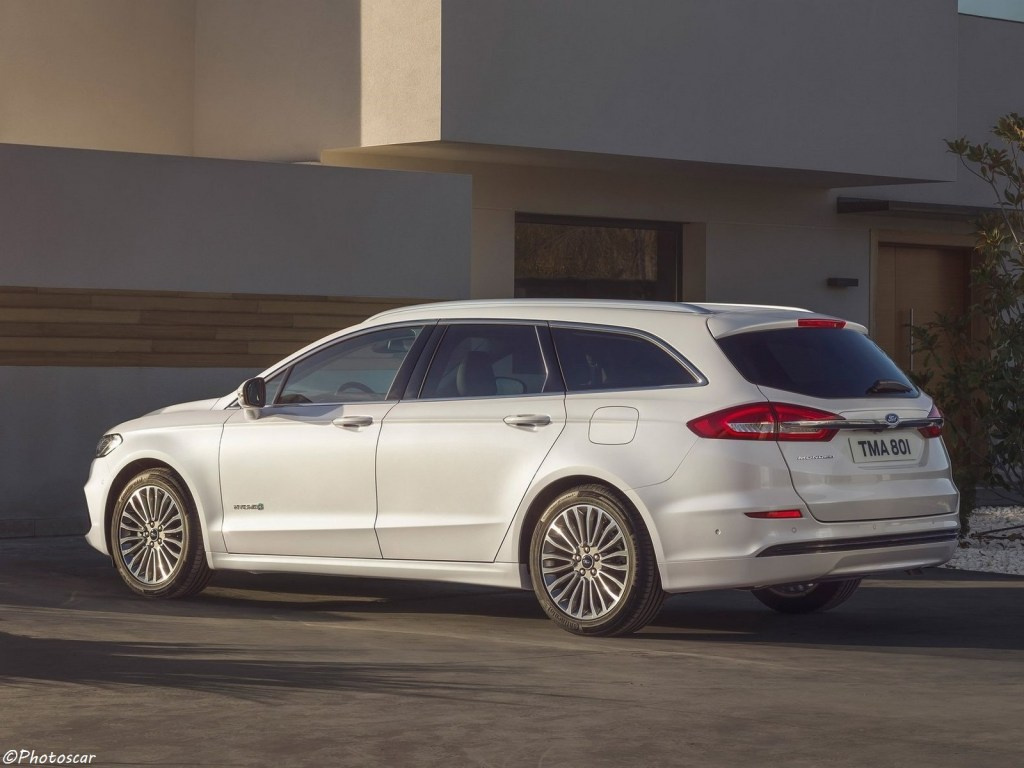 Ford Mondeo_Wagon Hybride 2019