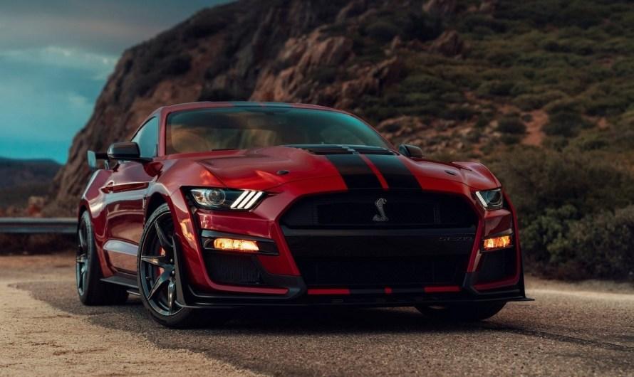 Ford Mustang Shelby GT500 2020 – La plus puissante de tous les temps