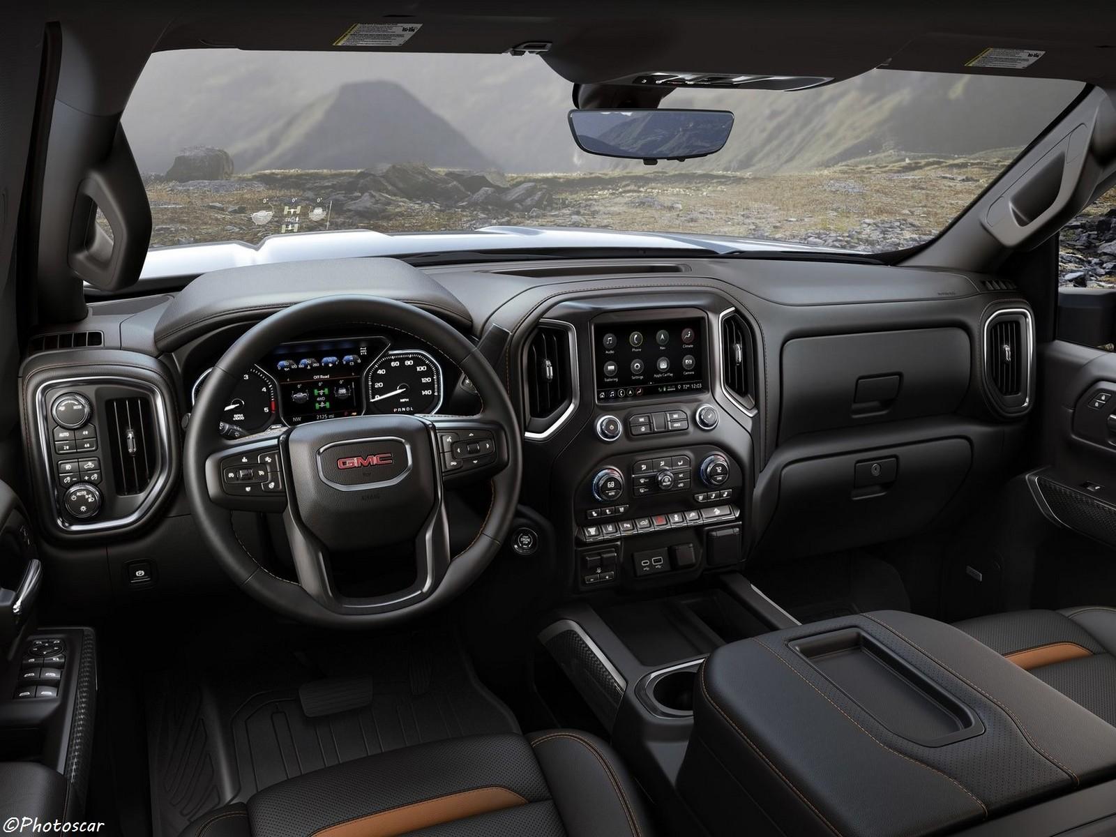 GMC Sierra HD 2020