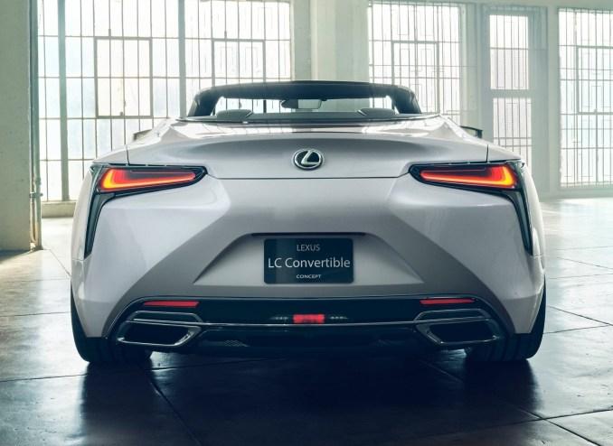 Lexus_LC Convertible Concept 2019