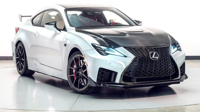 Lexus RC F Track Edition 2020
