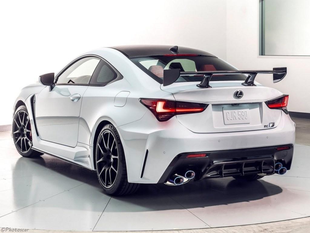 Lexus RC F Track Edition 2020