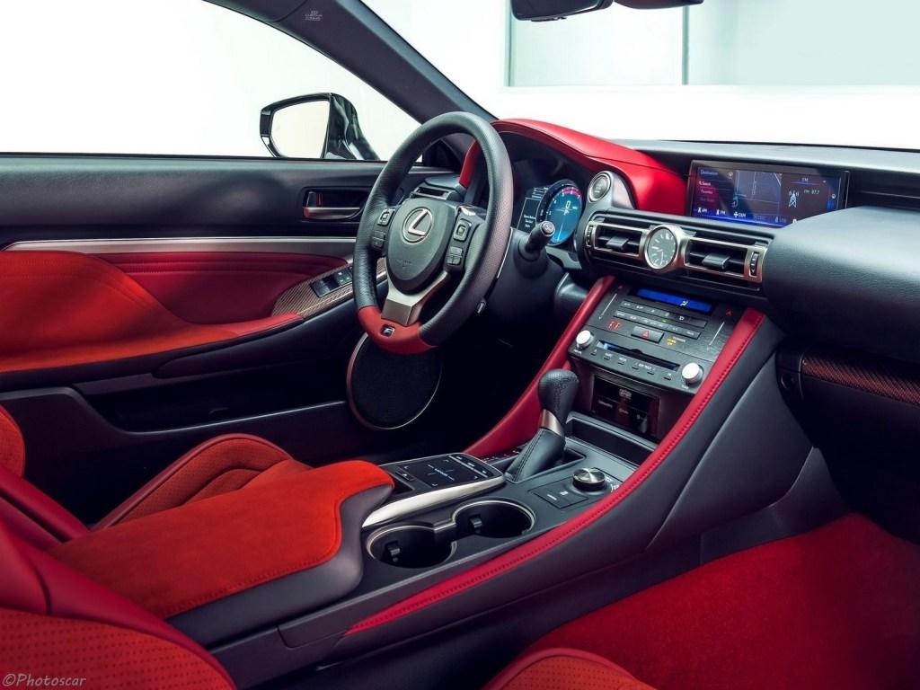 Lexus RCF Track_Edition 2020