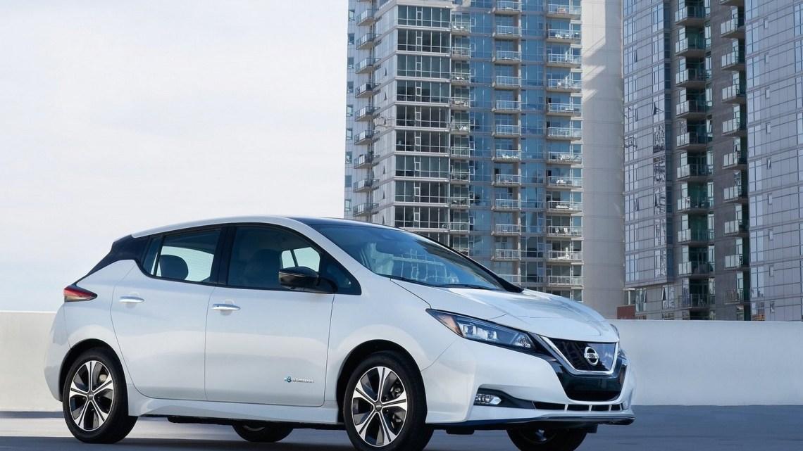 Nissan Leaf e-plus 2019 – Allure sportive, un design élégant et moderne