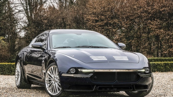 Touring Superleggera Sciadipersia 2018 – Moteur V8 de 4,7 litres