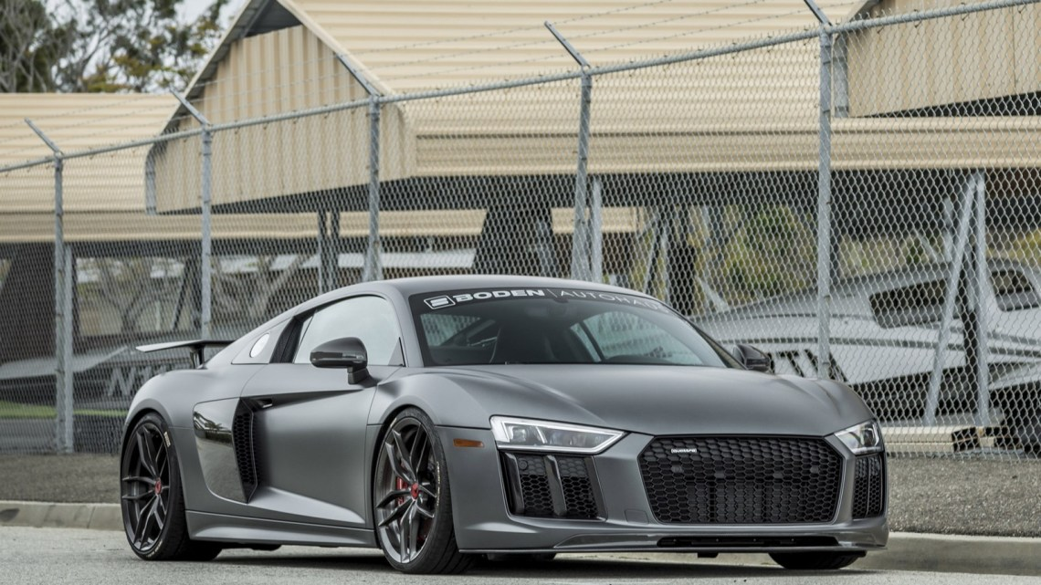 Vorsteiner Audi R8 VRS 2017 – Le dernier kit VRS Aero Body de Vorsteiner
