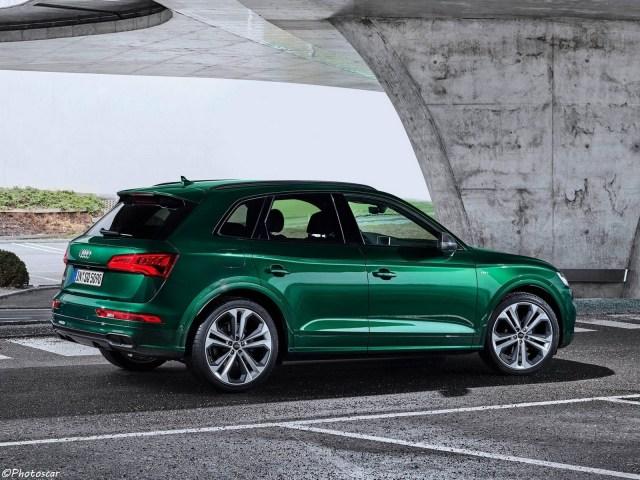 Audi SQ5 TDI 2020