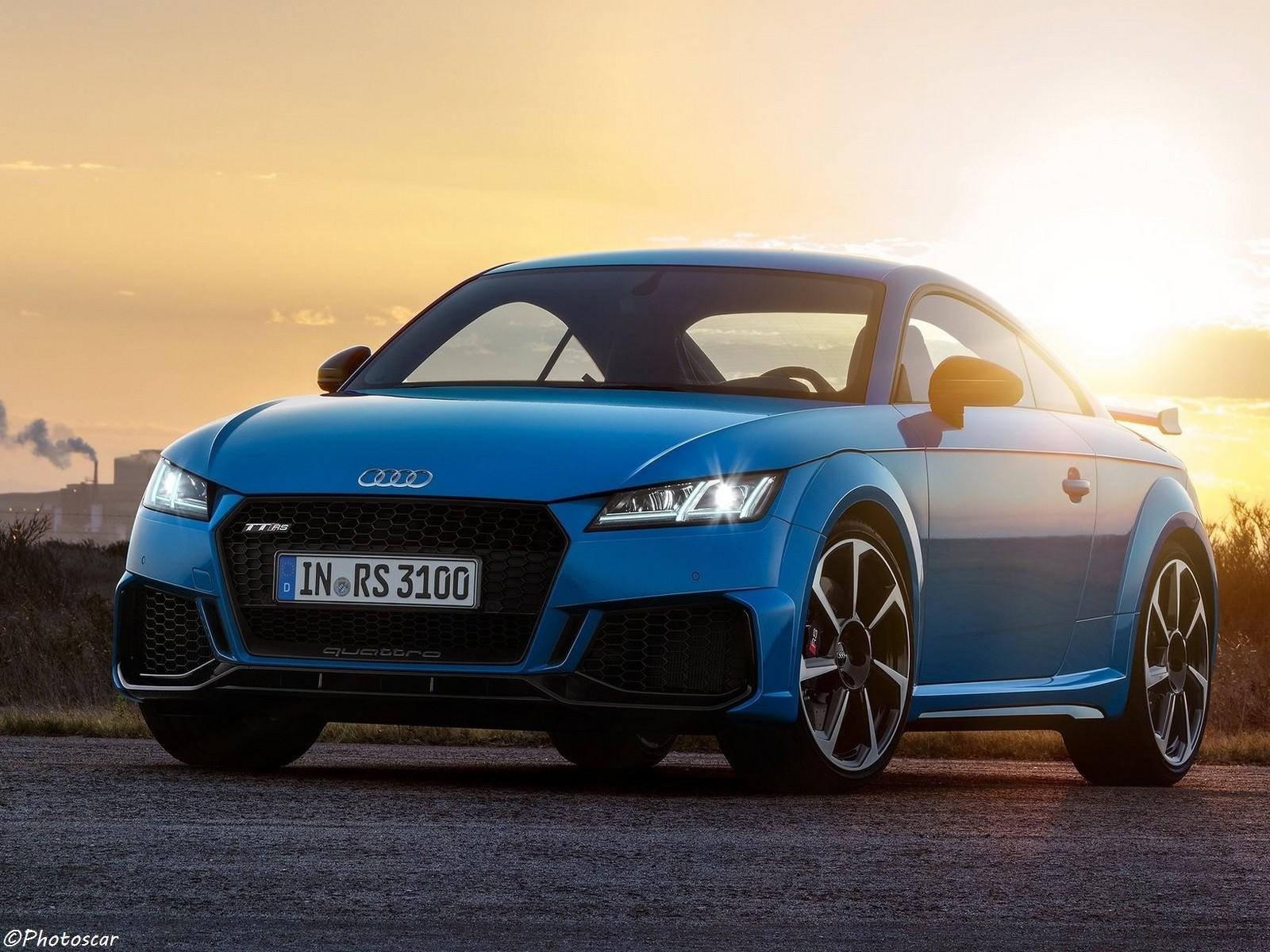 Audi TT RS 2020 Coupe et Roadster avec un moteur 2.5 TFSI ...