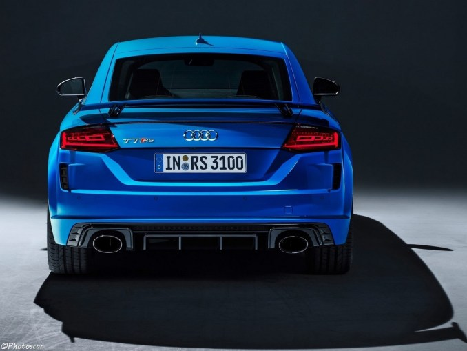 Audi TT RS Coupe 2020