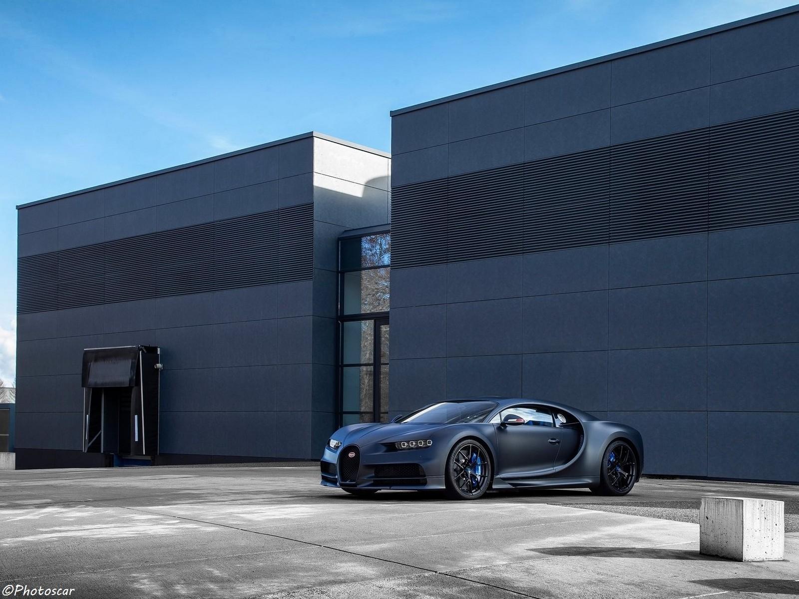 Bugatti Chiron Sport 110 ans Bugatti 2019