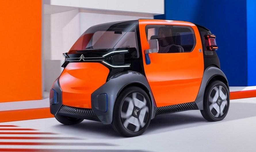 Citroen Ami One Concept 2019 – Conçu pour la mobilité urbaine