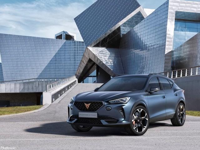 Cupra Formentor Concept 2019