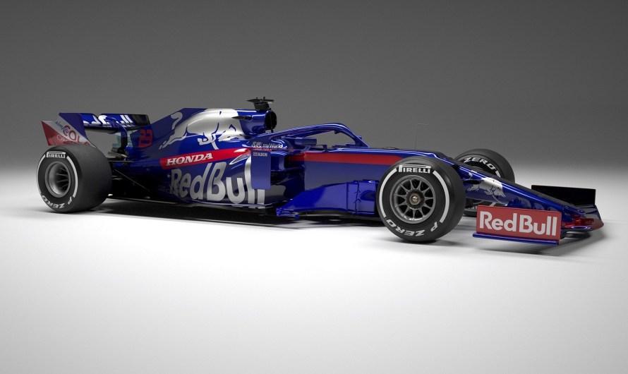 Toro Rosso STR14 F1 2019 – Elle utilisera une unité de puissance Honda