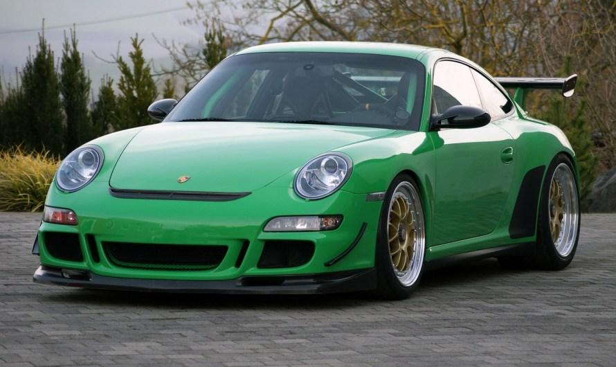 Kaege Porsche 911 GT3 RS – Un outil de piste extrêmement performant